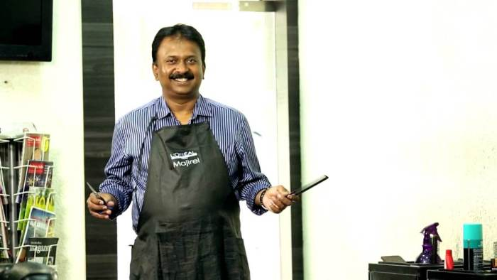 Barber Ramesh Babu