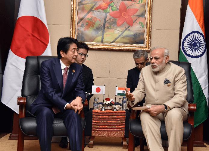 Abe-Modi Plan to overtake OBOR Project