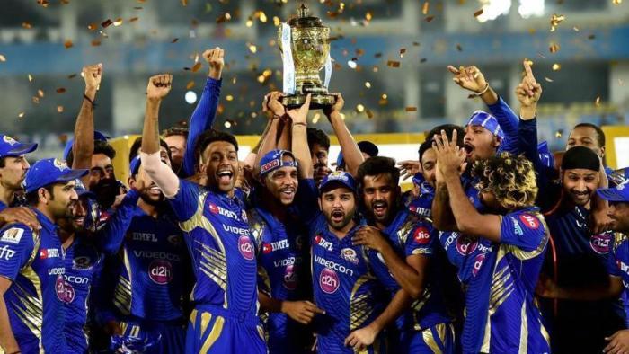 Mumbai Indians' third IPL trophy in 10 editions
