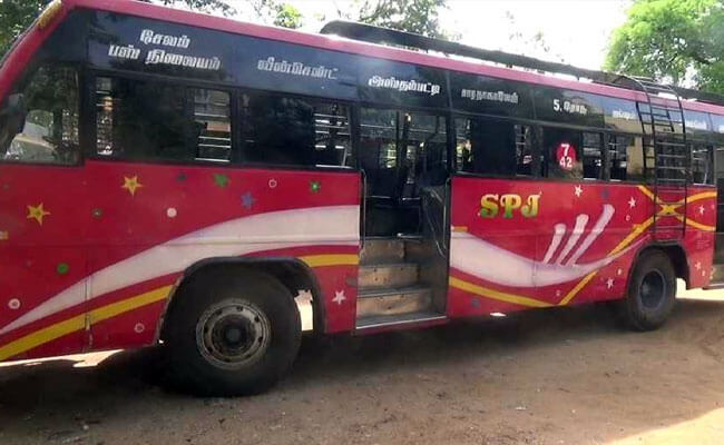 A teenage girl was Gang Rape in a private bus by the two drivers and a conductor