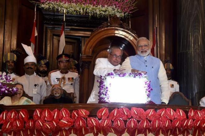 India's biggest tax reform, was successfullylaunched at midnight by our Honourable Prime Minister Narendra Modi