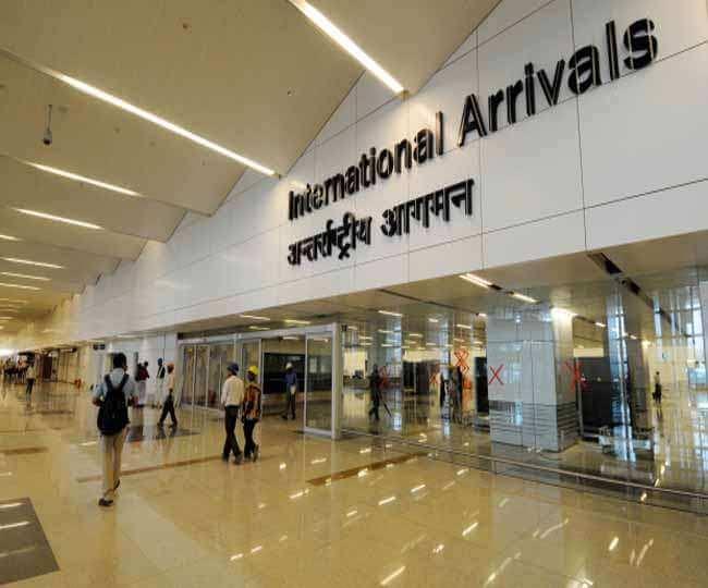 International Arrivals of Indira Gandhi International Airport
