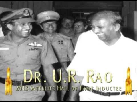 Udupi Ramachandra Rao as Hall of Fame