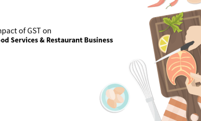 GST on food