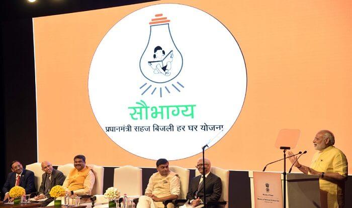 Narendra Modi Launches ₹16,000-crore Saubhagya Scheme