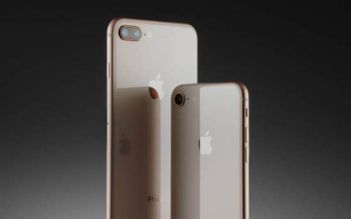 Apple iPhone 8 Features