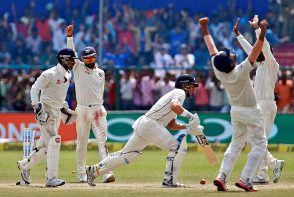 New International Test and ODI Leagues