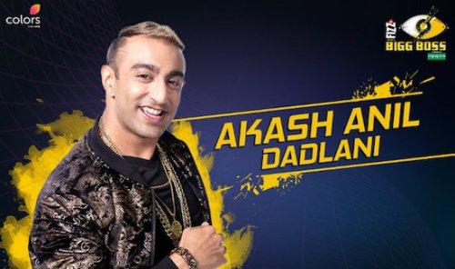 Akash Dadlani Biography
