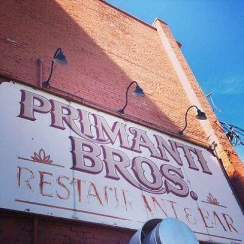 Primanti Brothers restaurant