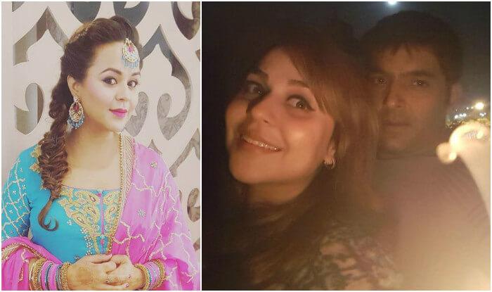 Kapil Sharma Wife