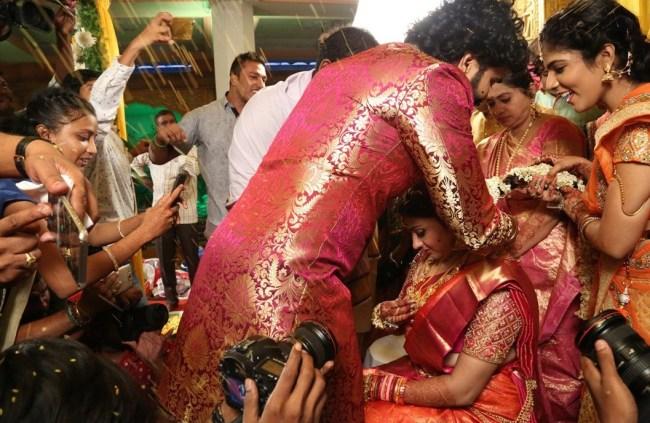 Namitha Marriage Pics