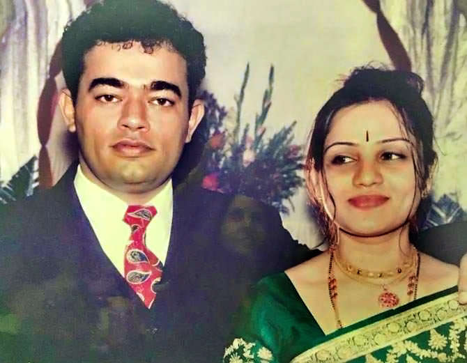 D. Roopa IPS Husband