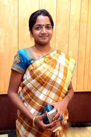 Aarthi Doss (Sivakarthikeyan Wife)