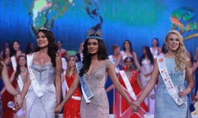 Manushi Chhillar Biography