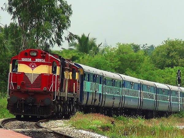 Train Engine cruises 13 km without Loco Pilot
