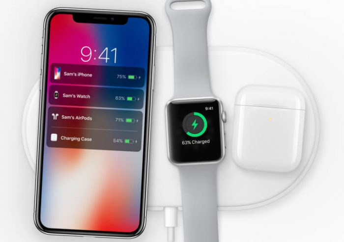 Apple AirPower Wireless Charging Pad