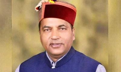 Jai Ram Thakur Wiki