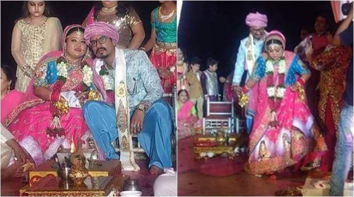 Harsh Limbachiyaa and Bharti Singh Marriage Photos