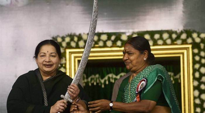 AIADMK after J Jayalalithaa (Amma)
