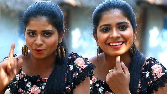 Jangiri Madhumitha Bigg Boss Tamil 3 Contestant