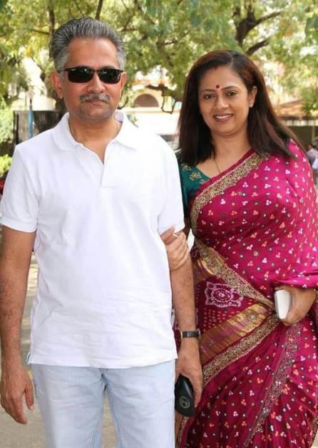 Lakshmy Ramakrishnan Husband