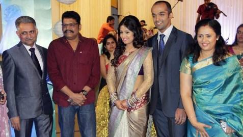 Lakshmy Ramakrishnan's Daughter Marriage