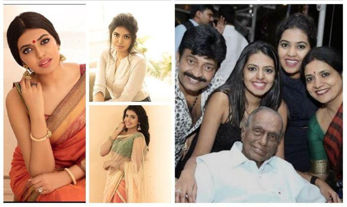 Shivani Rajasekhar Family