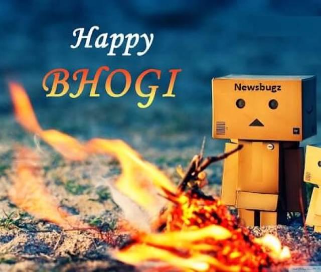 Happy Bhogi Festival Wishes  Celebrations Significance