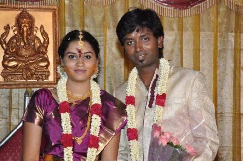 Vijay TV Anchor Jagan married Vaanmathi