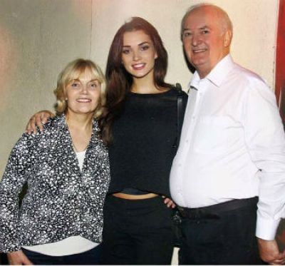 Amy Jackson Family