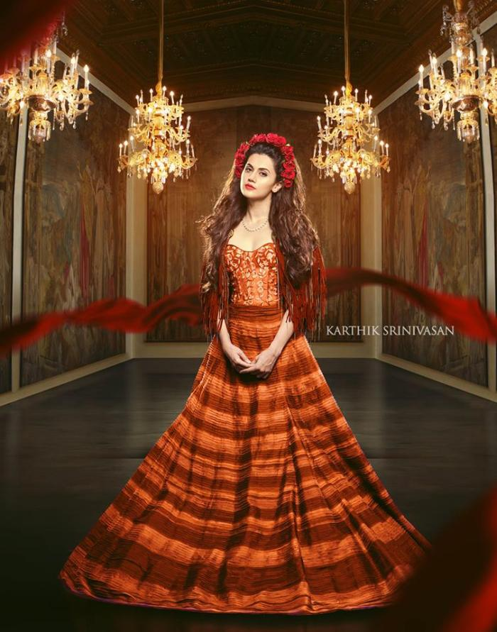 Taapsee Pannu as The Queen of Spain