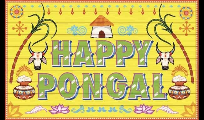 Happy Pongal Festival