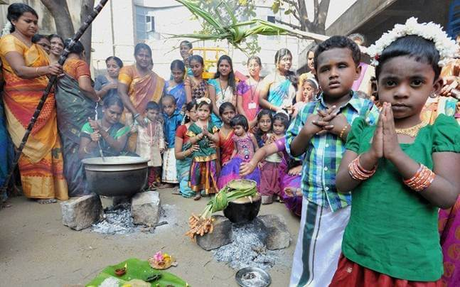 Second Day of Pongal