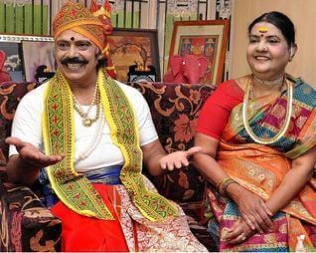Vijayalakshmi Navaneethakrishnan Images