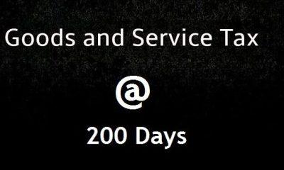 200 Days of GST