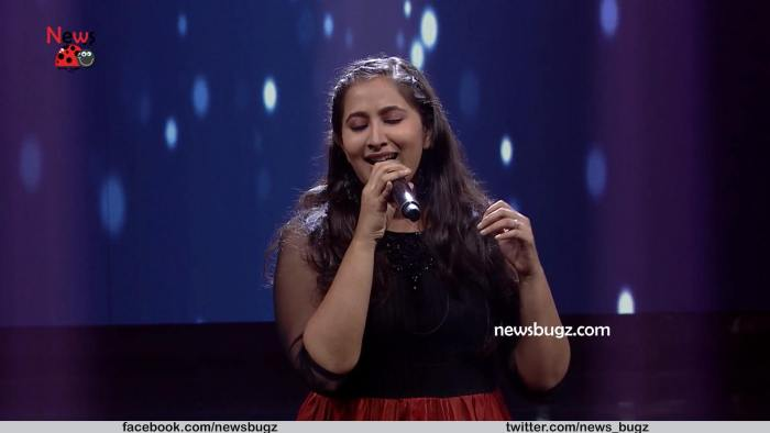 Super Singer Vote Aparna