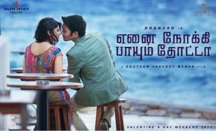 Enai Noki Paayum Thota Tamil Movie