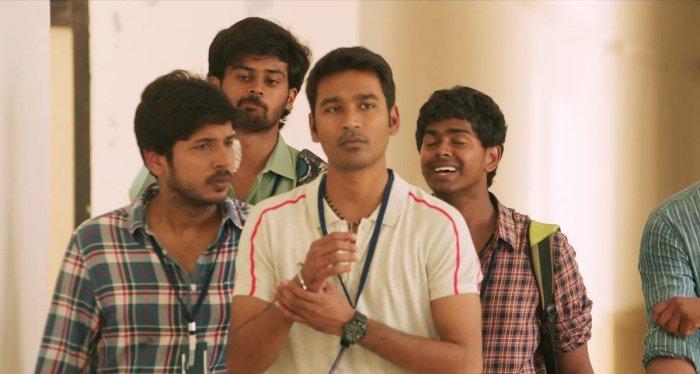 Enai Noki Paayum Thota Tamil Movie 2018