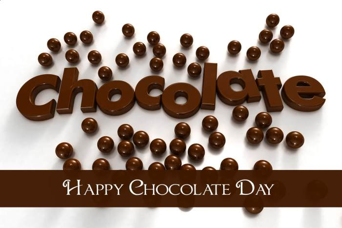 Happy Chocolate Day 2019