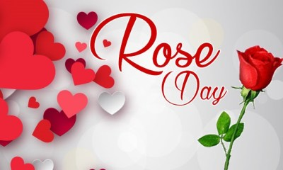Happy Rose Day 2018