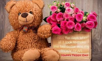Happy Teddy Day 2018