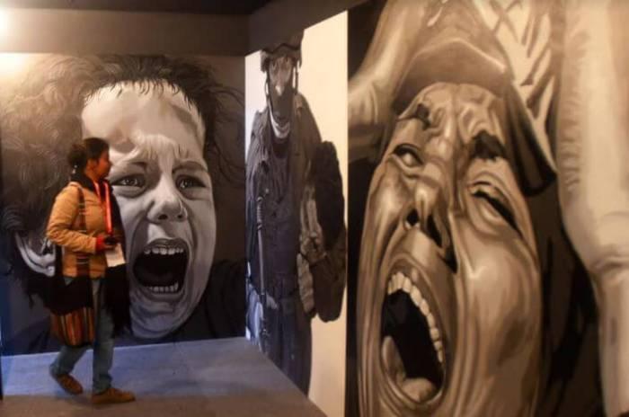 India Art Fair 2018 Images