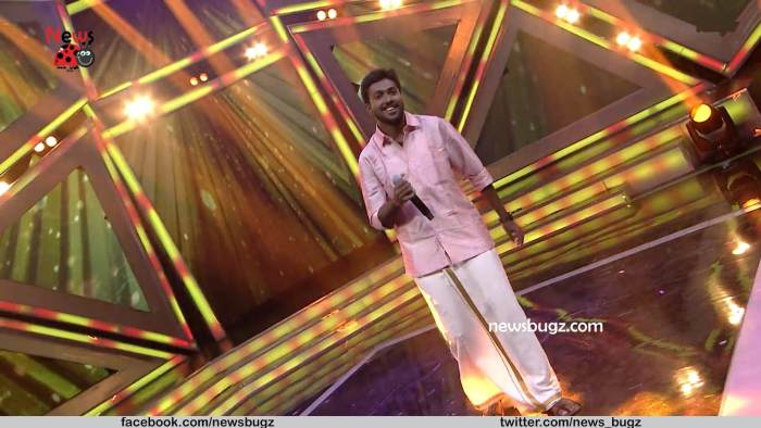 Super SInger Vote Sudharshan