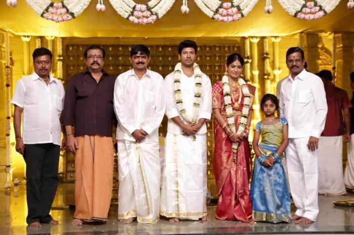 Vijayalakshmi Marriage Photos