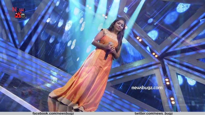 Super Singer Vote Viji