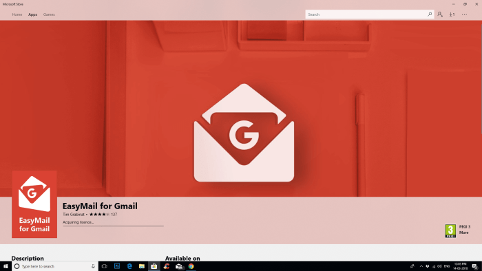 EasyMail for Gmail