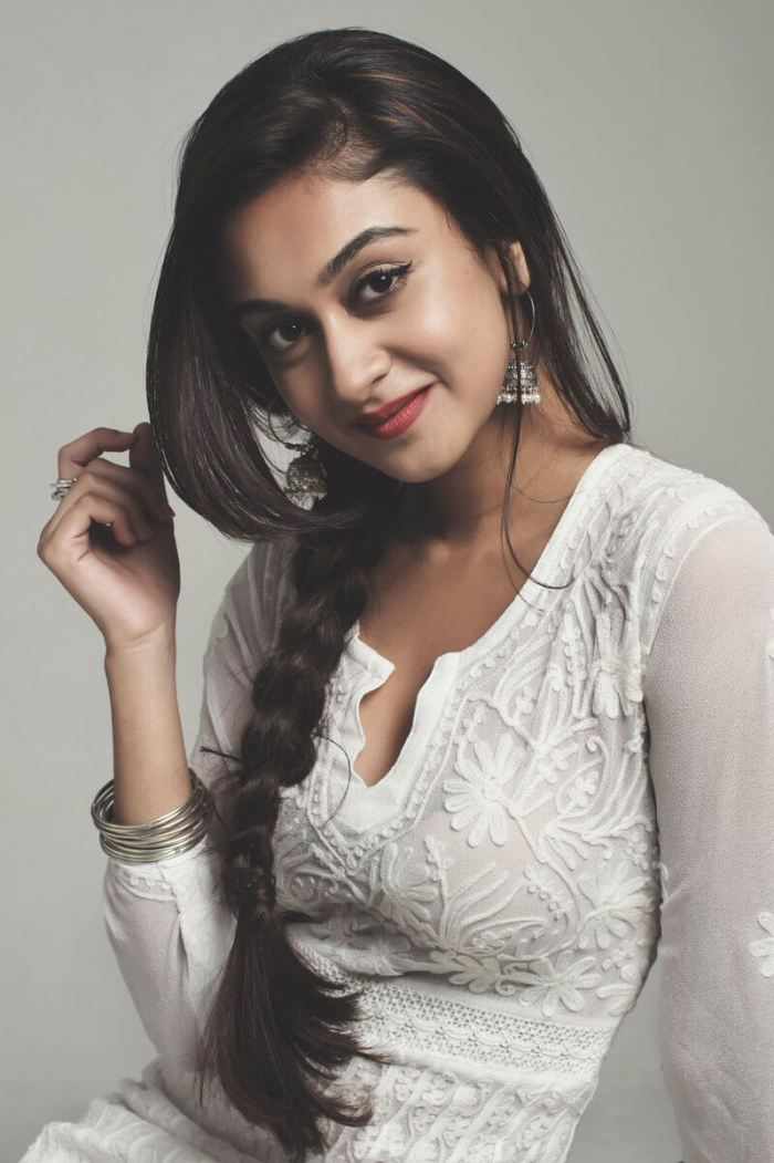 Aishwarya Arjun Wiki, Biography, Age, Movies, Images - News Bugz