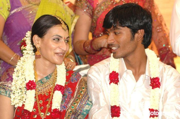 Aishwarya Dhanush Marriage