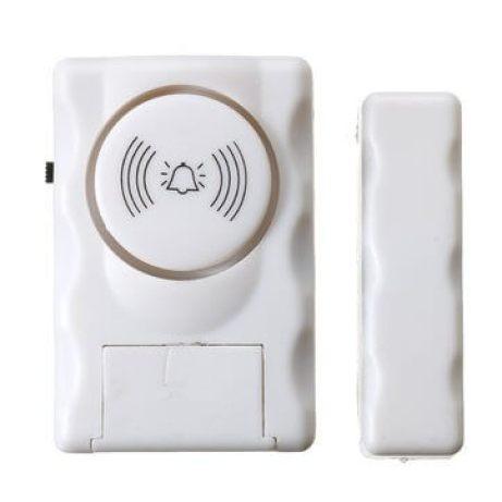 Generic 315MHz Wireless Home Burglar Security Window Door Magnetic Sensor
