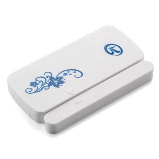 PIR Wireless GSM Magnetic Door Window Sensor Home Security Alarm System